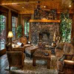 Beautiful Rustic Living Room FunEscapeGames