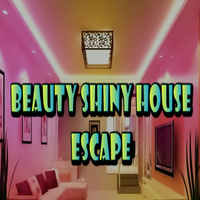 Beauty Shiny House Escape EscapeGamesZone