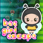 Bee Girl Escape Games4King