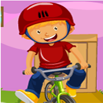 Bicycle Rider Rescue Games4King