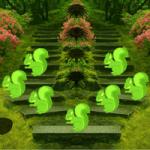 Big Garden Corner Escape Games2Rule