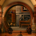 Big Hobbit House Escape BigEscapeGames