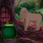Big Magical Forest Escape BigEscapeGames