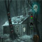 Big Spooky Land Escape BigEscapeGames