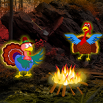 Big Turkey Land Escape BigEscapeGames