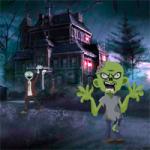 Big Zombie Land New Year Escape BigEscapeGames