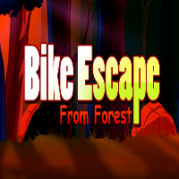 Bike Escape From Forest TheEscapeGames