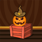 Billy Halloween Pumpkin House Escape GenieFunGames