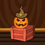 Billy Halloween Pumpkin House Escape GenieFunGames