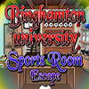 Binghamton University Sports Room Escape