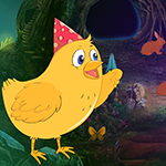 Birthday Chick Escape Games4King