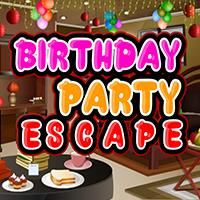 Birthday Party Escape ENA Games