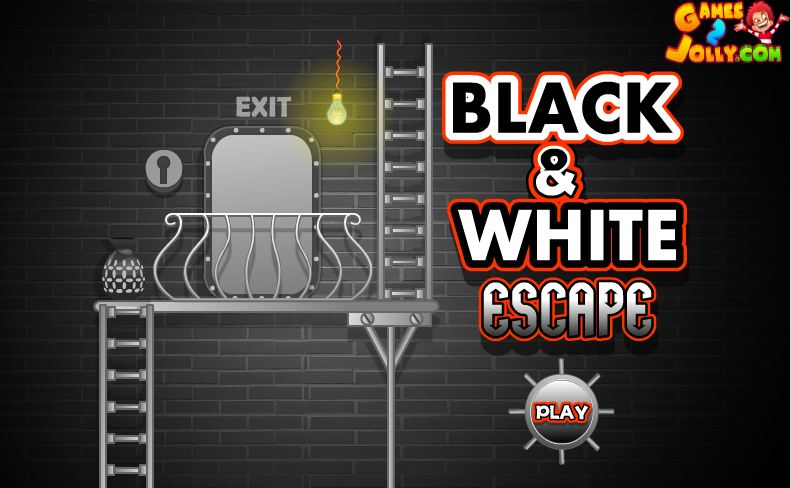Black And White Escape Games 2 Jolly