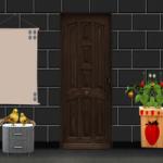 Black Brick Room Escape 8BGames