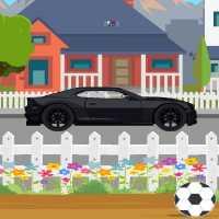 Black Car Escape EscapeGamesZone