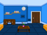 Blessy Blue House Escape TheEscapeGames