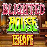 Blighted House Escape YolkGames