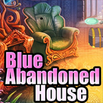 Blue Abandoned House Games4King
