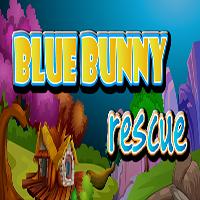 Blue Bunny Rescue GamesClicker