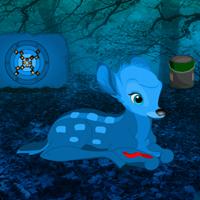 Blue Diamond Forest Escape WowEscape