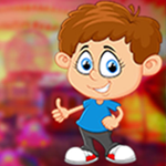 Blue Eyed Boy Escape Games4King