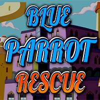 Blue Parrot Rescue Games2Jolly