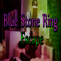 Blue Stone Ring Escape TheEscapeGames