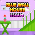 Blue Wall House Escape AvmGames