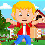 Bonny Boy Rescue Games4King