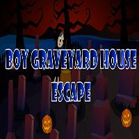 Boy Graveyard House Escape TheEscapeGames