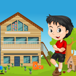 Boy Rescue From Farmer House Games4King