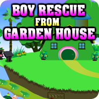 Boy Rescue From Garden House AvmGames