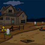 Boy Rescue From Ghost House Games2Jolly