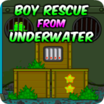 Boy Rescue From Underwater AvmGames