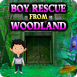 Boy Rescue From Woodland AvmGames