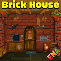 Brick House Escape ENA Games