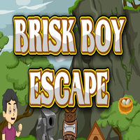 Brisk Boy Escape Games2Jolly