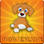 Brown And White Dog Escape Games2Jolly