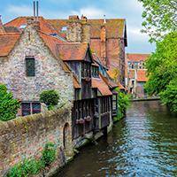 Bruges Puzzle OceanDesJeux