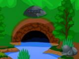 Bunny Mushroom House Escape EscapeGamesZone