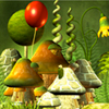 Bunny Mushroom World Escape Games2Rule