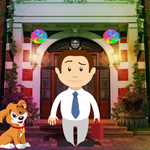 Business Man Rescue Games4King