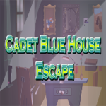 Cadet Blue House Escape EscapeGamesToday