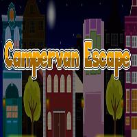 Campervan Escape EscapeGamesToday