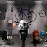 Can You Escape Bike Garage 5nGames