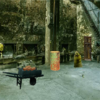 Can You Escape Ruined Building 5nGames
