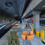 Can You Escape Submarine Dock 5nGames