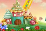 Candyland Squirrel Escape FirstEscapeGames