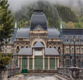 Canfranc Railway Station Escape EightGames