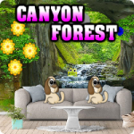 Canyon Forest Escape AvmGames